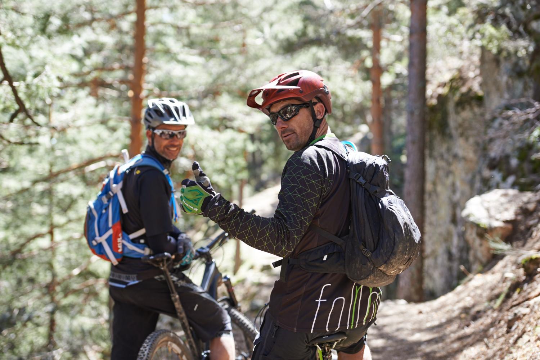 Deja que te ayudemos a disfrutar más de la experiencia de montar en bici!