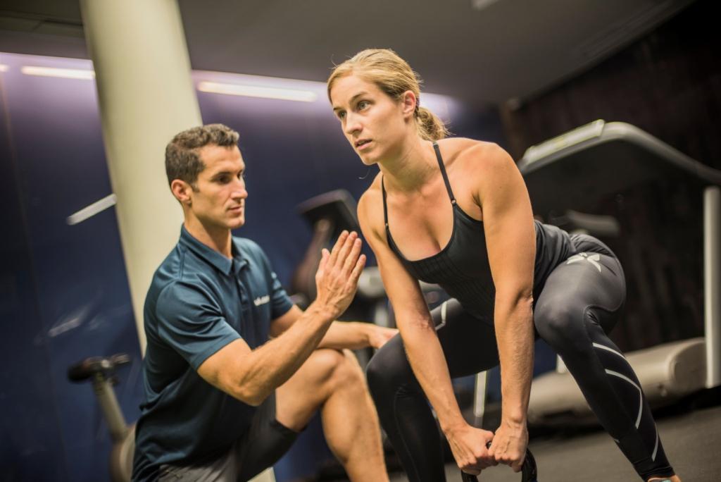 La importancia de entrenar y sobre todo, entrenar bien.